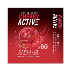 Cherry Active Edge Montmorency Cherry 60 capsules