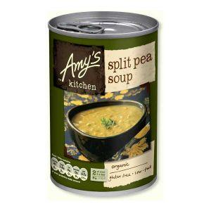 Amy's Kitchen - Split Pea Soup (Organic) 400g