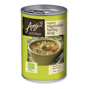 Amy's Kitchen - Vegetable Barley Soup (Organic) 400g