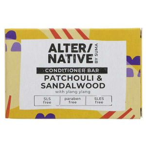 Alter/Native by Suma Patchouli & Sandalwood Conditioner Bar 90g