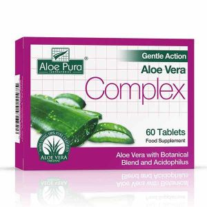 Aloe Pura Gentle Action Complex