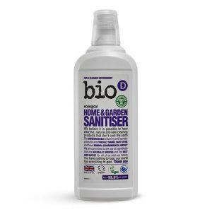 Bio D Home & Garden Sanitiser Liquid 750ml