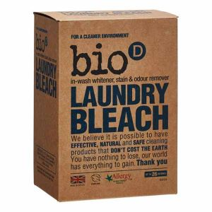 Bio D Laundry Bleach in-wash whitener, stain & odour remover 400g