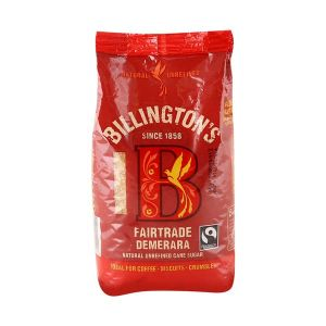 Billingtons Fair Trade Unrefined Demerera Sugar 500g