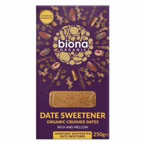 Biona Organic Date Sweetener 250g