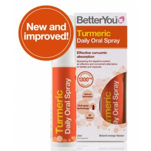 Better You - Turmeric Daily Oral Spray 25ml