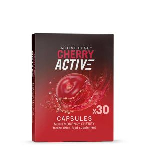 Cherry Active Montmorency Cherry food supplement 30 vegetarian capsules