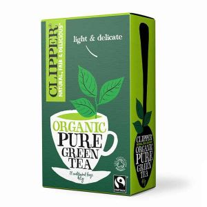 Clipper Organic Green Tea (20 Bags)