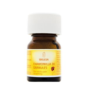 Weleda Chamomila 3x granules 15g