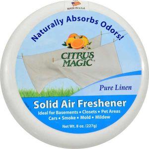Citrus Magic Solid Air Freshener Pure Linen 227g