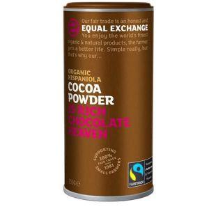 Equal Exchange 100% Organic Cocoa Powder 250g