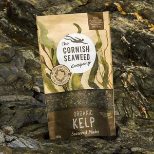 The Cornish Seaweed Company Organic Kelp Seaweed Flakes 60g