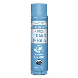 Dr. Bronners Organic naked Lip Balm 4g