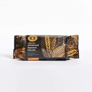 Doves Farm Organic Wholemeal Digestive Biscuits 200g