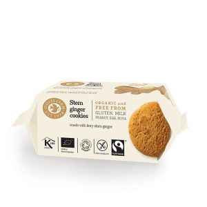 Doves Farm Stem Ginger Cookies 150g