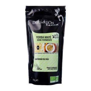 Destination Organic Loose Yerba Mate Tea 100g