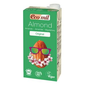 Ecomil - Almond Drink (Low-Sugar) Bio 1 Litre