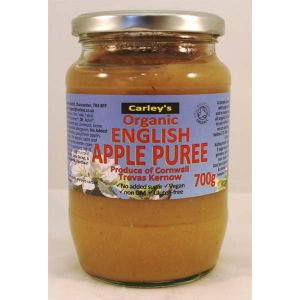 Carley's Organic Apple Puree 700g