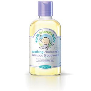 Lansinoh - Earth Friendly Baby Soothing Chamomile Shampoo & Bodywash 250ml