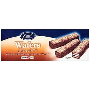 Eskal Chocolate Wafers 130g