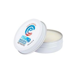 Earth Conscious Natural Pure Unscented Deodorant 60g