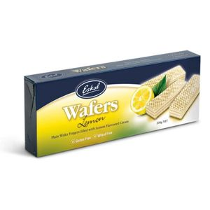 Eskal Lemon Wafers 200g