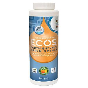 Earth Friendly - Ecos Early Enzymes Drain Opener 907g