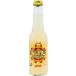 Equinox Kombucha Drink Ginger 275ml