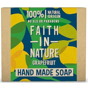 Faith In Nature Grapefruit Hand Made Soap 100g