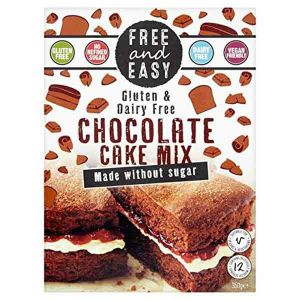 Free and Easy Chocolate Cake Mix 350g