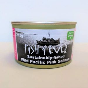 Fish 4 Ever - Pink Salmon (In brine) - 160g