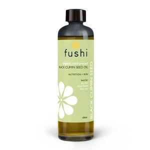 Fushi Organic Cold-Pressed Black Cumin Seed Oil 100ml