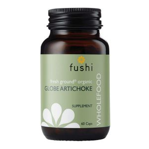 Fushi Organic Fresh Ground Globe Artichoke 60 Capsules