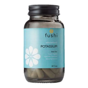 Fushi Wholefood Potassium 60 Capsules