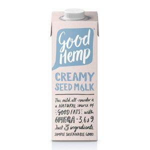 Good Hemp Creamy Seed Drink 1 Litre