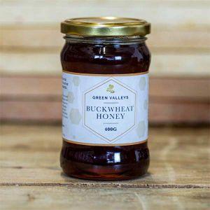 Green Valleys Buckwheat Honey 400g