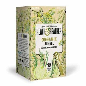 Heath And Heather Organic Fennel Tea