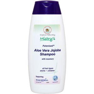 House of Mistry Aloe Vera and Jojoba Shampoo 200ml