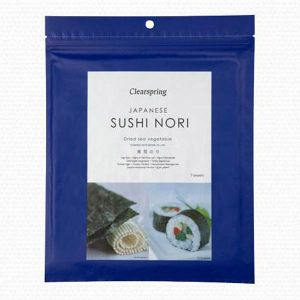 Japanese Sushi Nori Dried Sea Vegetable 17g