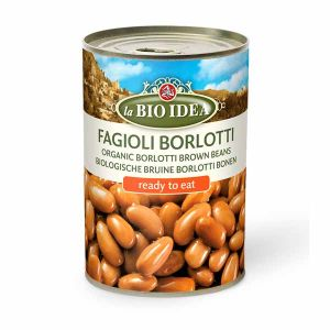 La Bio Idea - Fagioli Borlotti (Ready to eat) 400g