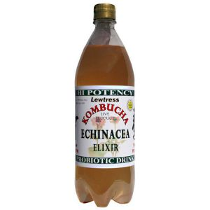 Lewtress Kombucha Original Drink Echinacea 1 litre