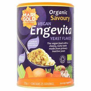 Marigold Engevita Organic Nutritional Yeast 125g