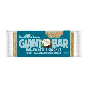 Ma Baker - Giant Bar Cocount 90g