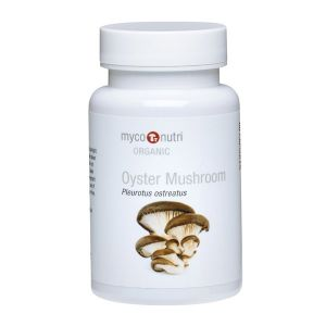 Myco-Nutri Organic Oyster Mushroom 60 Capsules
