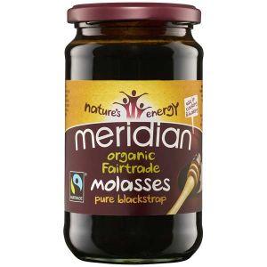 Meridian Organic Fairtrade Blackstrap Molasses 600g
