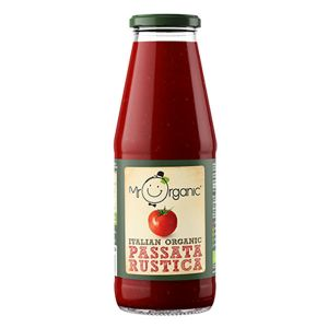 Mr Organic - Italian Organic Passata Rustica Sauce 690g