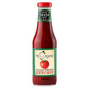 Mr Organic Italian Organic Ketchup 480g
