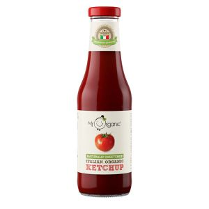 Mr Organic Naturally Sweetened Organic Ketchup 480g