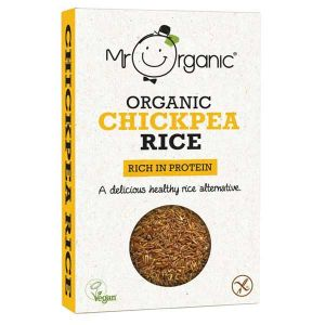 Mr Organic Organic Chickpea Rice 250g