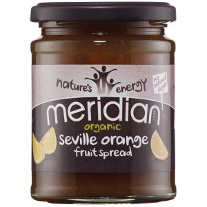 Meridian Organic Seville Orange Fruit Spread No Refined Sugar 284g